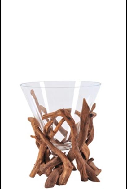 S BY SEGRAETI - Vase Laguna Apate 26cm