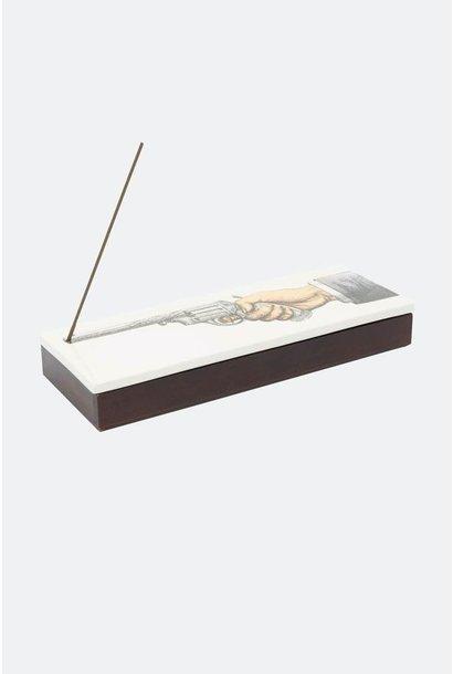 FORNASETTI - Pistola Incense Box