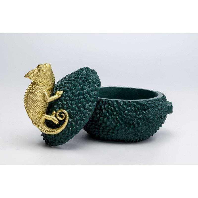 KARE DESIGN - Decorative Box Chameleon 20cm-4