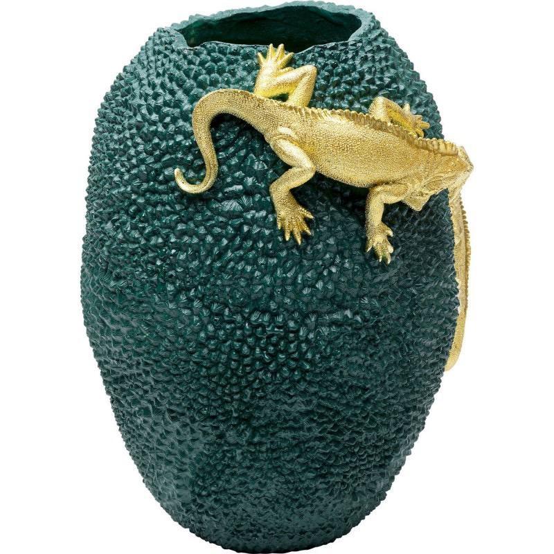 KARE DESIGN - Vase Chameleon 39cm-2