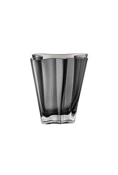 ROSENTHAL - Vase Flux Grey 14cm