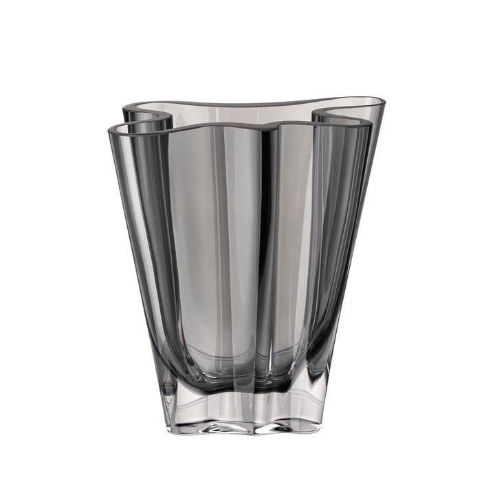 ROSENTHAL - Vase Flux Grey 14cm-2