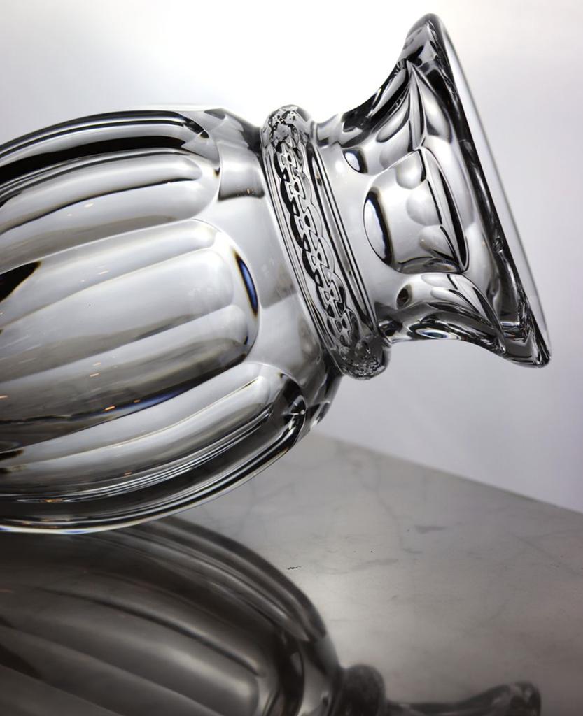 BACCARAT - Vase Harcourt Amphora 36cm-2