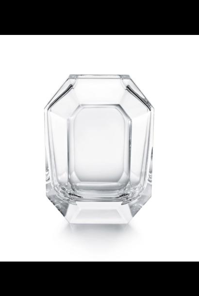 BACCARAT - Vase Octogone 25cm