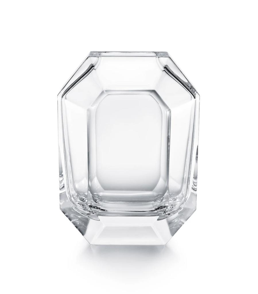 BACCARAT - Vase Octogon 25cm-1