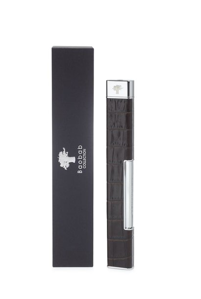 BAOBAB COLLECTION - Brown Croco Lighter