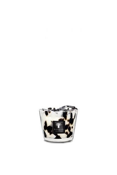 BAOBAB COLLECTION - Bougie Black Pearls Max 10