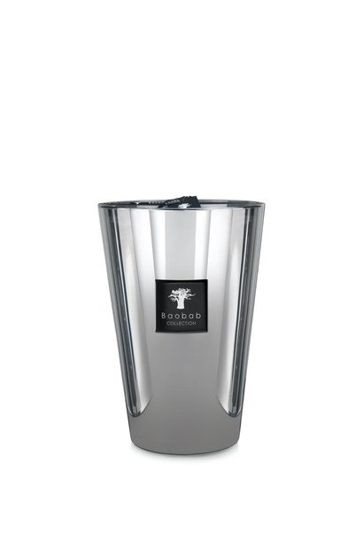 BAOBAB COLLECTION - Candle Platinum Max 35