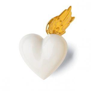 DENZ HERZ - Gold Wing Heart-1