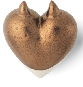 DENZ HERZ - Cool Bronze Heart-1