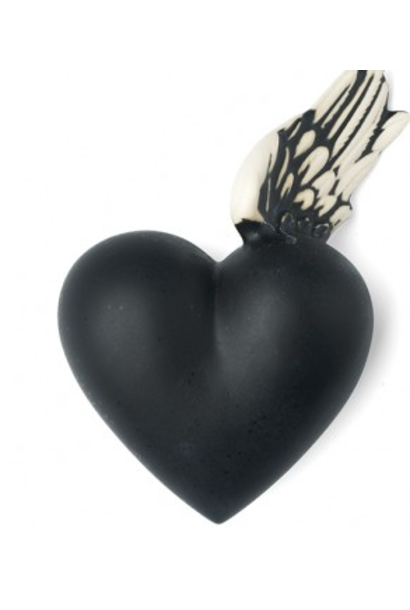 DENZ HERZ - Coeur Selu Noir