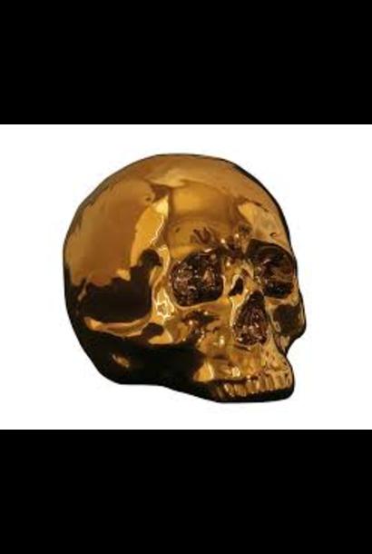 SELETTI - Limited Gold My Skull
