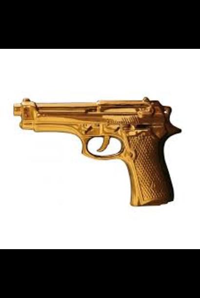 SELETTI - Limited Gold My Gun