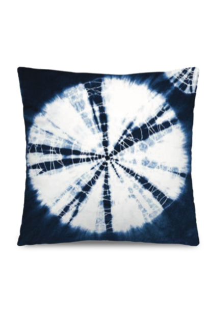 PÔDEVACHE - Tie and Die Cushion