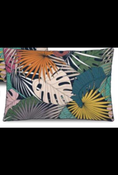 PÔDEVACHE - Exotic Flowers Cushion 40x60cm