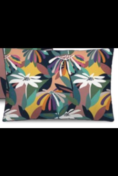 PÔDEVACHE - Coussin Fleurs Heavy 40x60cm