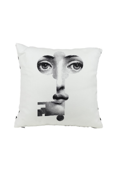 FORNASETTI - Coussin Chiave 40x40cm