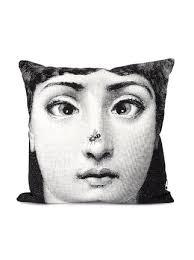 FORNASETTI - Ape Cushion 40x40cm-1