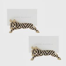 JOANNA BUCHANAN - Brand Zebra Square Set-2