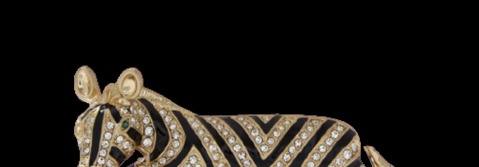 JOANNA BUCHANAN - Brand Zebra Square Set