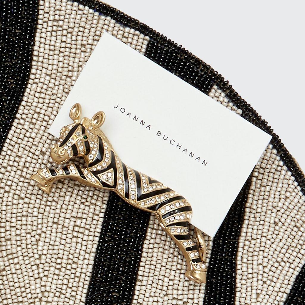JOANNA BUCHANAN - Brand Zebra Square Set-4