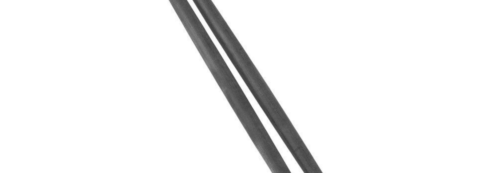CUTIPOL - Goa Chopsticks 3 pcs Black / Stainless steel