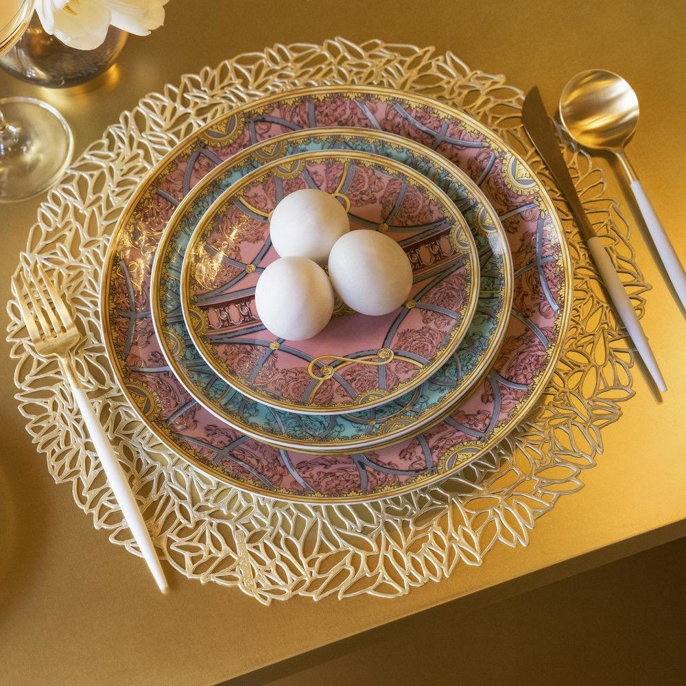 CUTIPOL - Goa Cutlery 75 pcs White / Gold-2