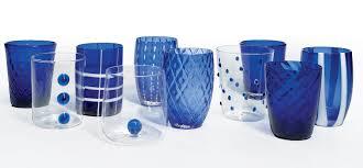 ZAFFERANO - Blue Melting Pot Glasses Box-1