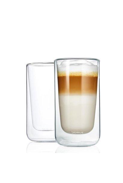 BLOMUS - Latte Set Glasses