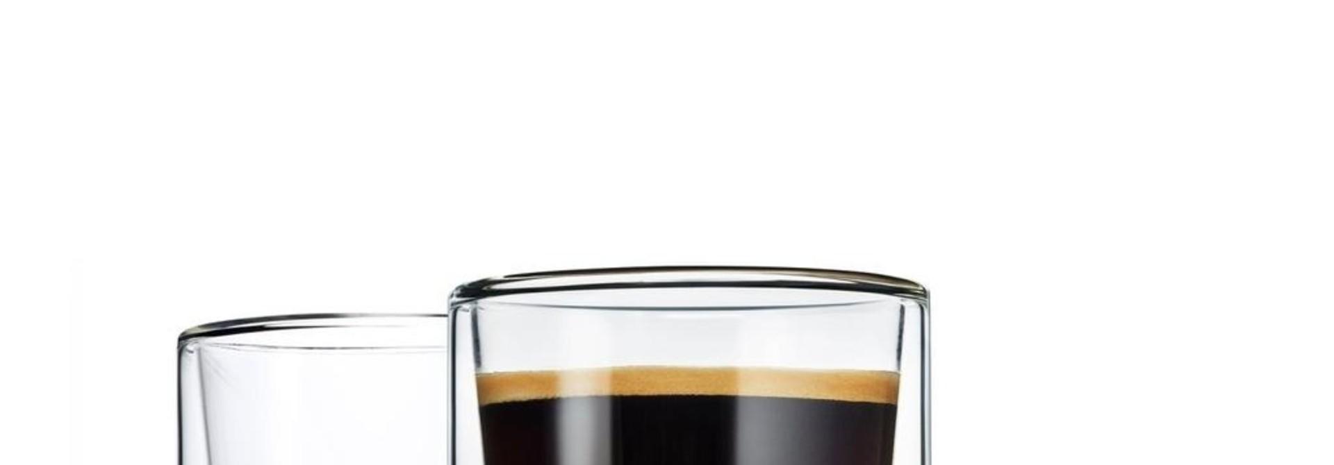 BLOMUS - Nero Set Espresso Glasses