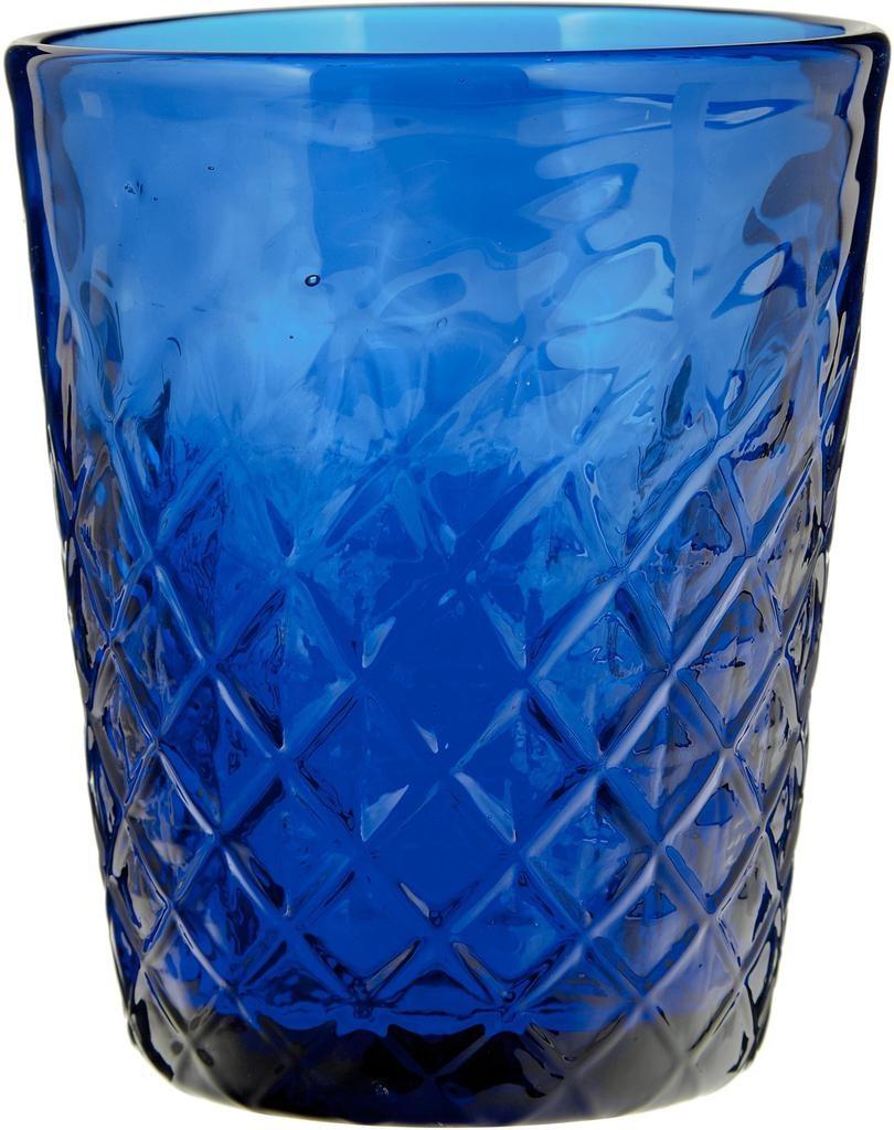 ZAFFERANO - Blue Melting Pot Glasses Box-3