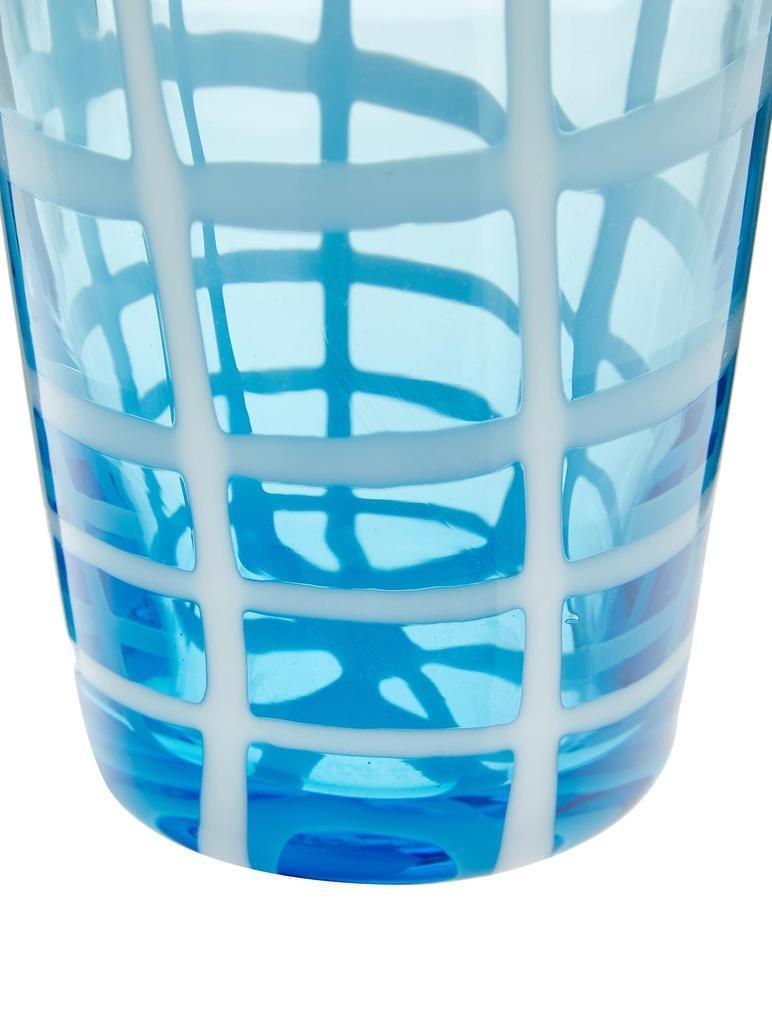 ZAFFERANO - Blue Melting Pot Glasses Box-4