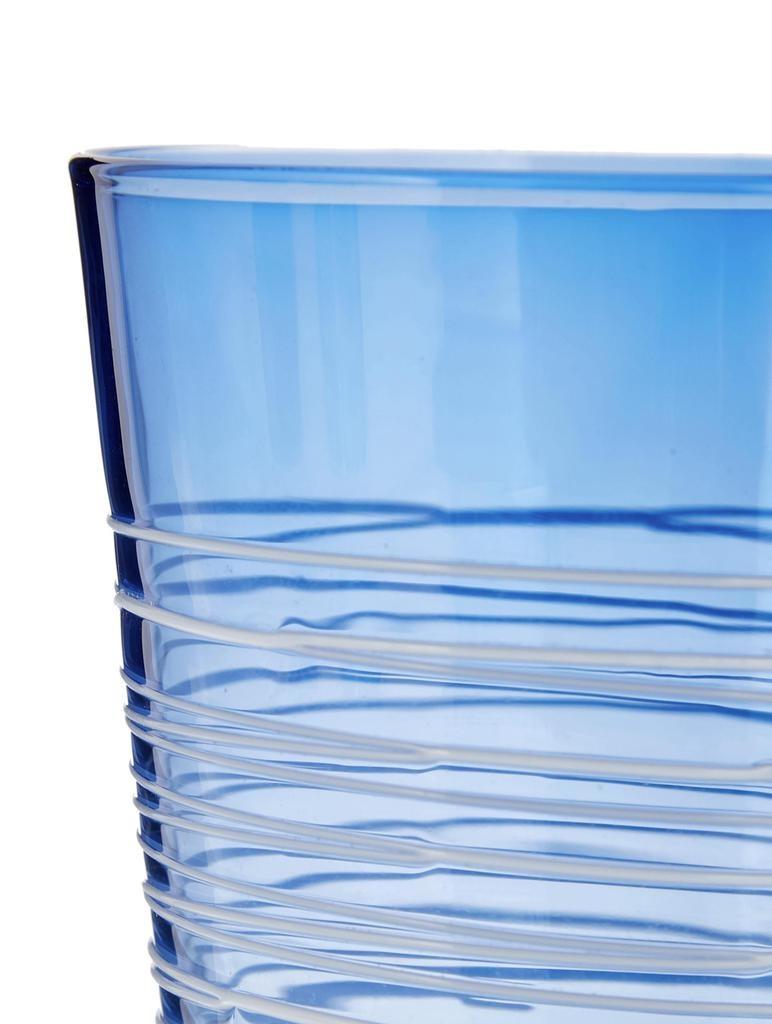 ZAFFERANO - Blue Melting Pot Glasses Box-5