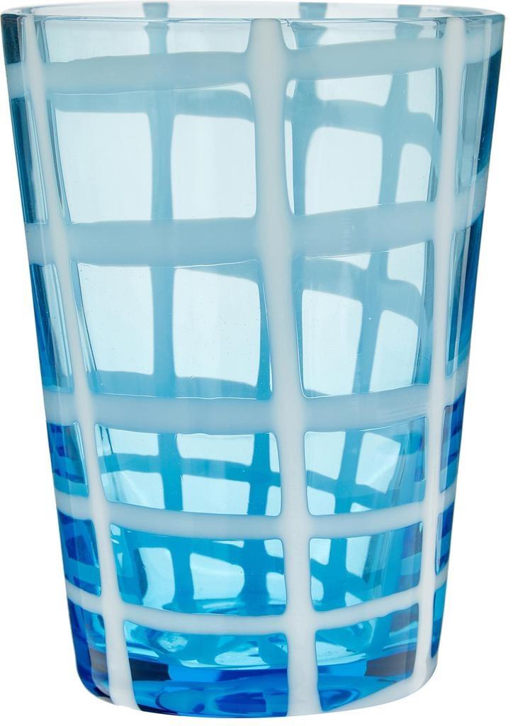 ZAFFERANO - Blue Melting Pot Glasses Box-6