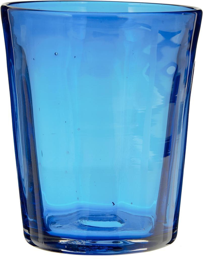 ZAFFERANO - Blue Melting Pot Glasses Box-7
