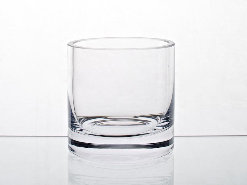 OBJETLUXE - Elephant Glass / Mother of Pearl Jar-7