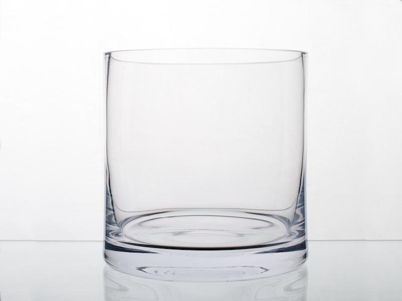 OBJETLUXE - Glass / Mother of Pearl Butterfly Jar Silver-4