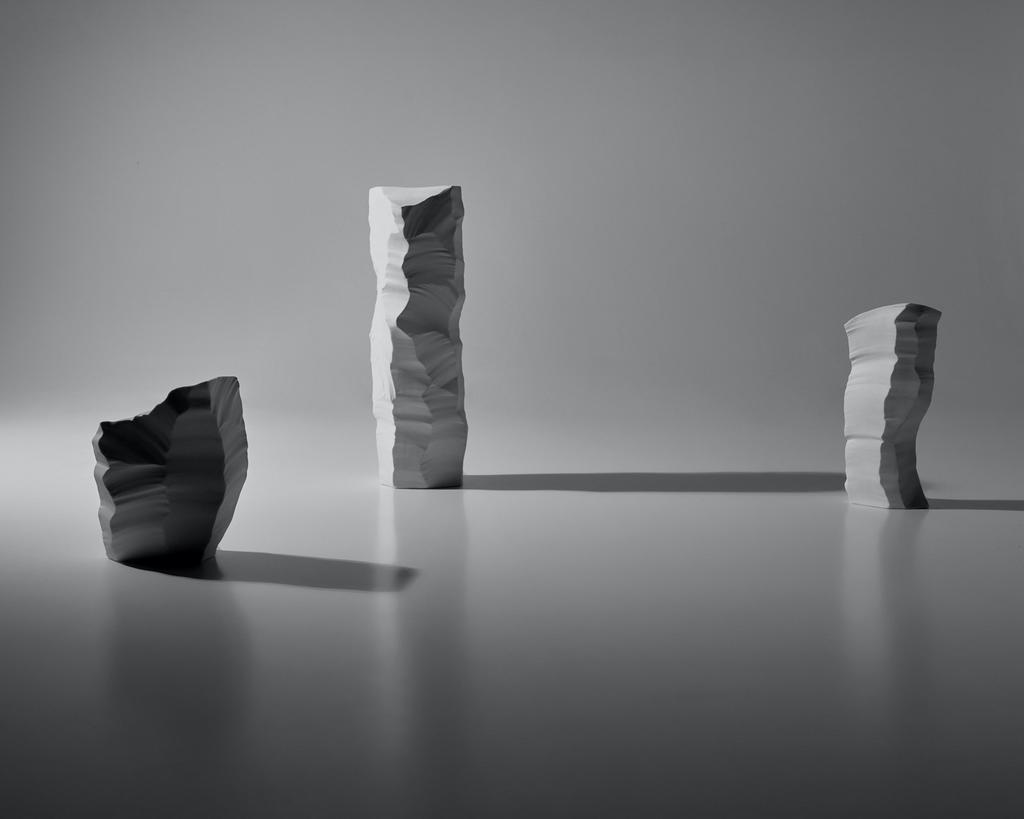 FOS CERAMICHE - Vase Porcelain Artika 3-5