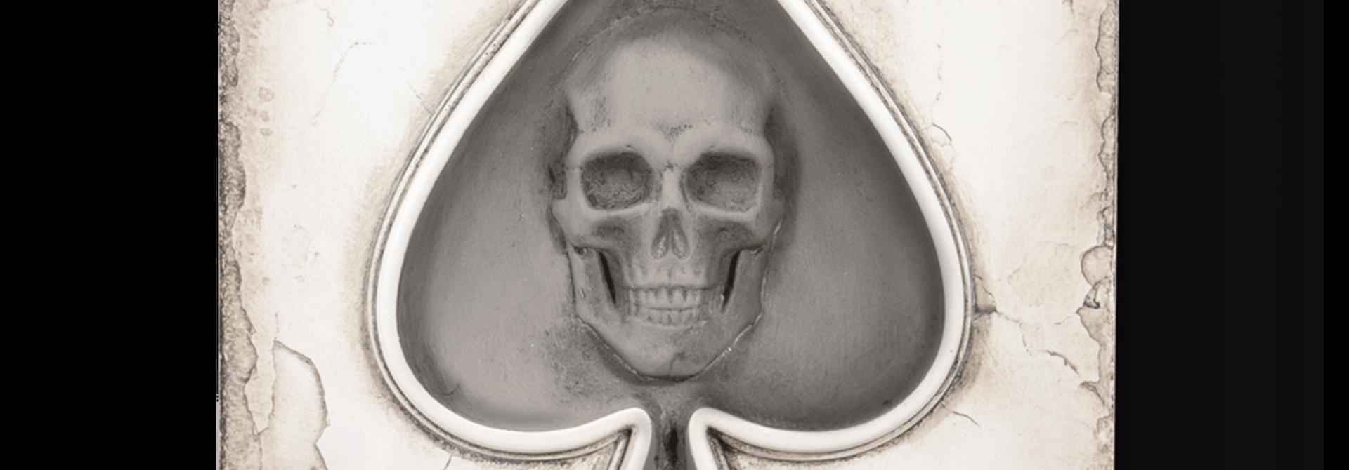 SID DICKENS - Skull As Frame