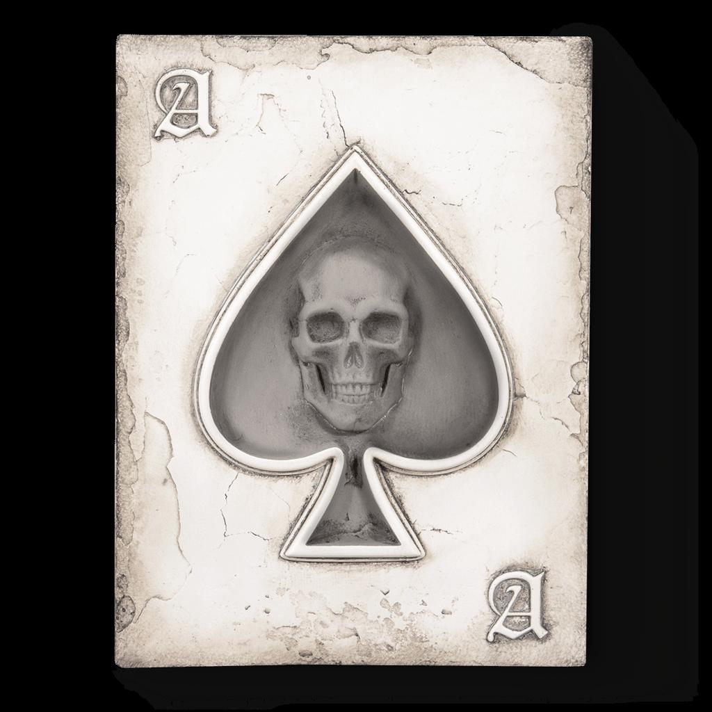 SID DICKENS - Skull As Frame-1