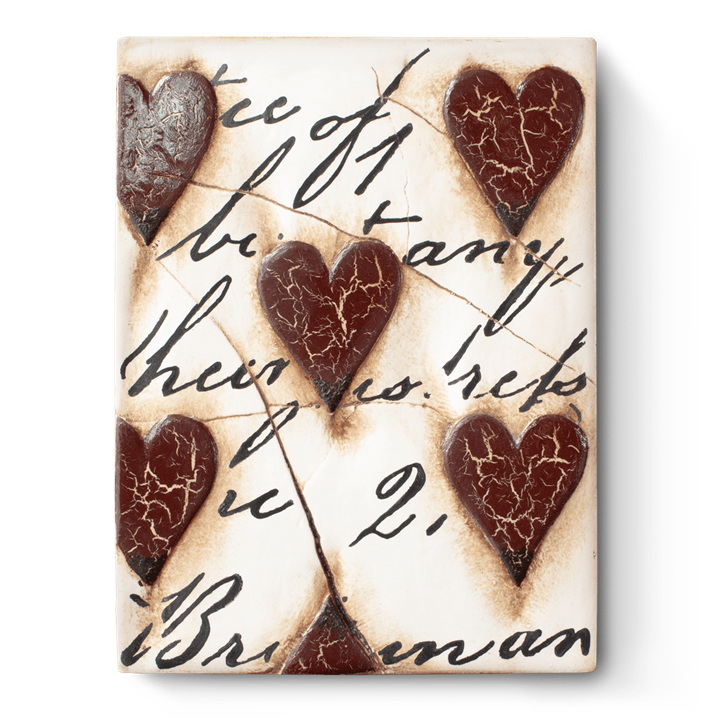 SID DICKENS - Red Hearts Frame-1