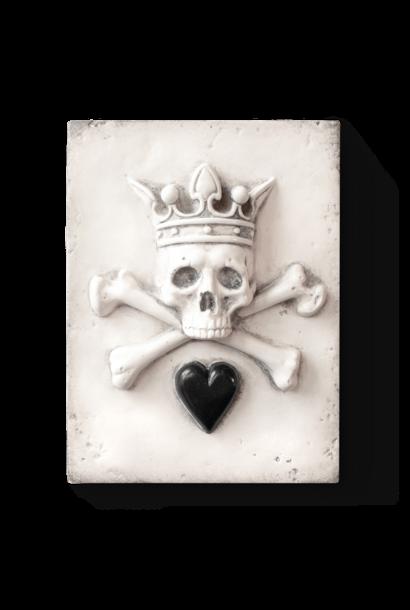 SID DICKENS - Destino Black Heart Frame