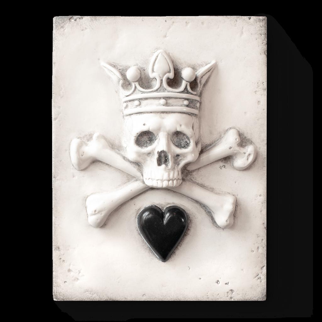 SID DICKENS - Destino Black Heart Frame-1