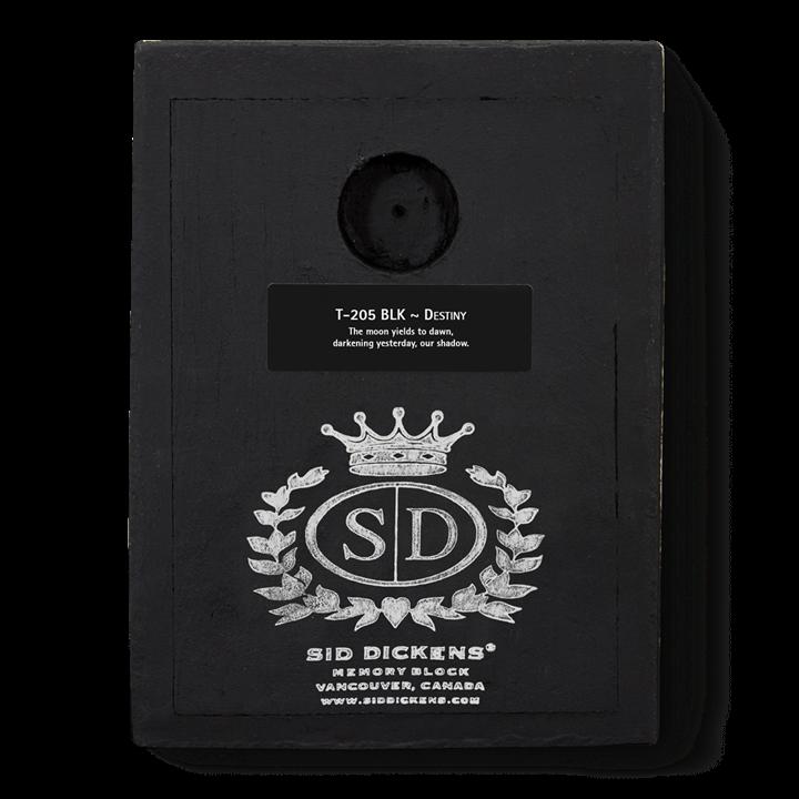 SID DICKENS - Destino Black Heart Frame-4
