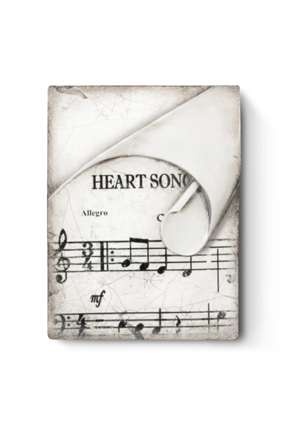 SID DICKENS - Heart Song Frame