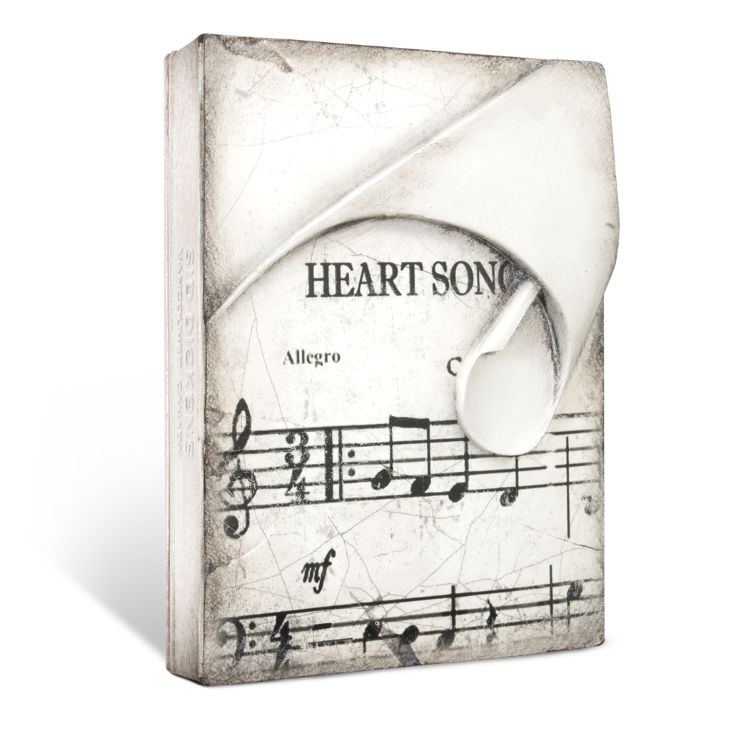 SID DICKENS - Heart Song Frame-2