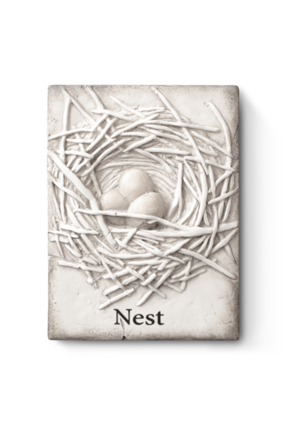 SID DICKENS - Cadre Nest