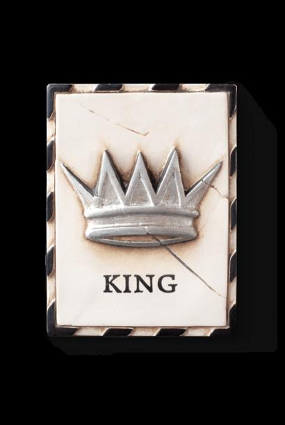 SID DICKENS - King Crown Frame