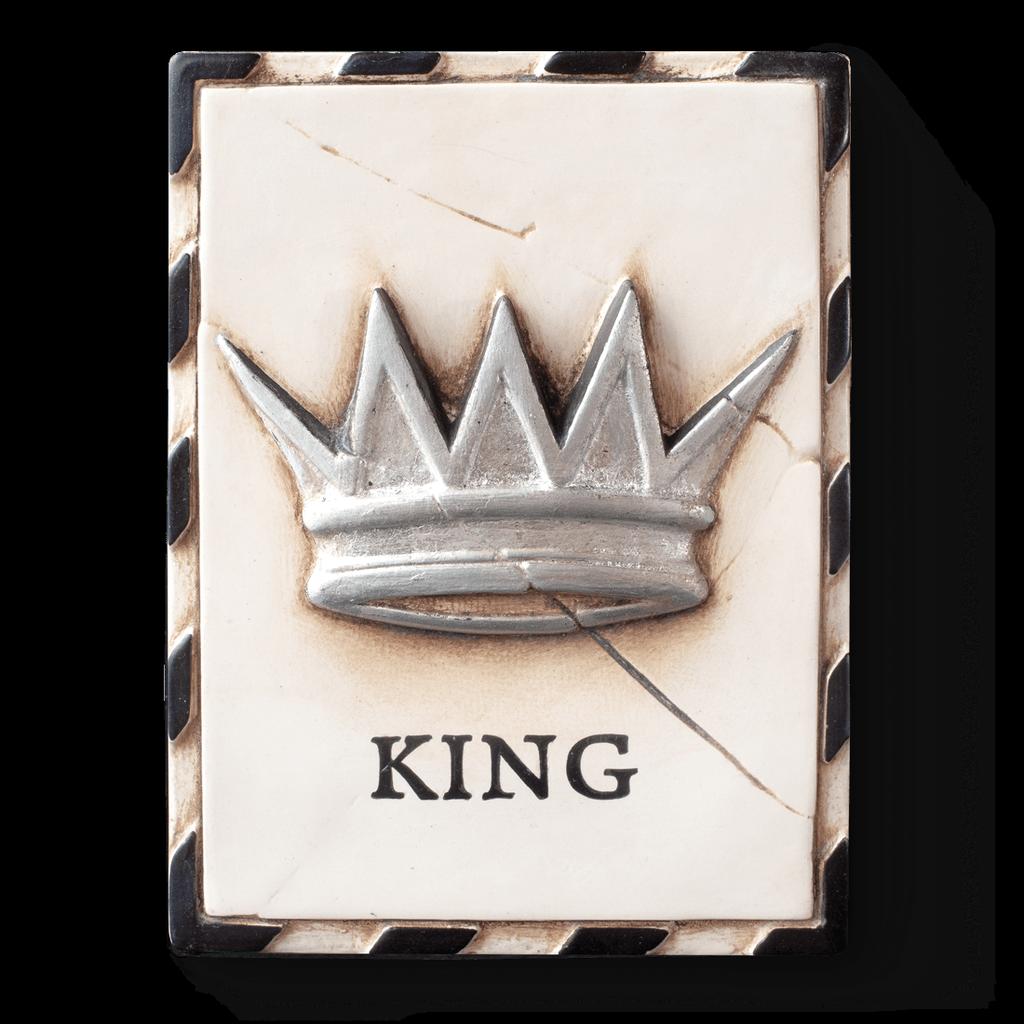 SID DICKENS - King Crown Frame-1