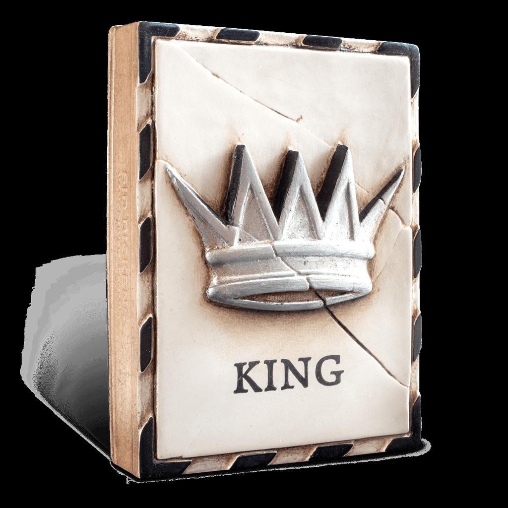 SID DICKENS - King Crown Frame-2